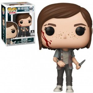 Funko Pop! Games: PlayStation - Ellie #601