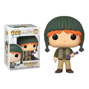 Funko Pop!: Harry Potter - Ron Weasley #124