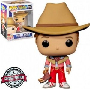 Funko Pop! Movies: Back to the Future - Marty McFly #816