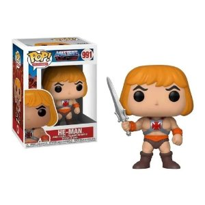 Funko Pop! Animation: Masters Of The Universe - He-Man #991