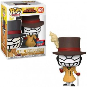 Funko Pop! Animation: My Hero Academia - Mr. Compress #820