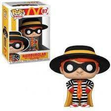 Funko Pop!: McDonalds - Hamburglar #87