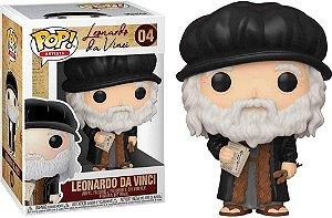 Funko Pop!: Leonardo Da Vinci #04