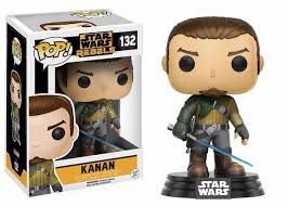 Funko Pop: Star Wars - Kanan #132