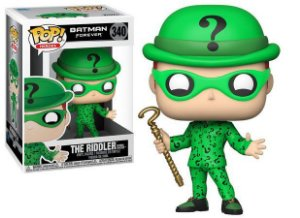 Funko Pop Movies: Batman Forever - The Riddler #340