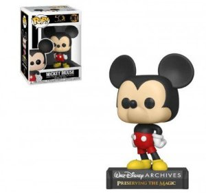 Funko Pop: Disney - Mickey Mouse #801