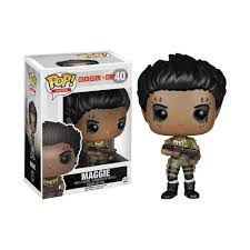 Funko Pop Games: Evolve - Maggie #40