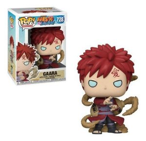Funko Pop Animation: Naruto Shippuden - Gaara #728