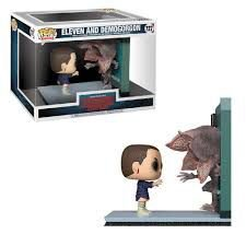 Funko Pop Television: Stranger Things - Eleven Vs Demogorgon #727