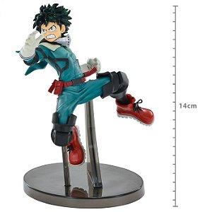 Action Figure: FIGURE MY HERO ACADEMIA - MIDORIYA (DEKU) - THE AMAZING HEROES