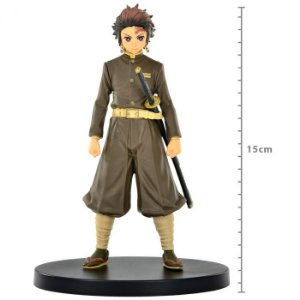 Action Figure: FIGURE DEMON SLAYER/KIMETSU NO YAIBA - TANJIRO KAMADO