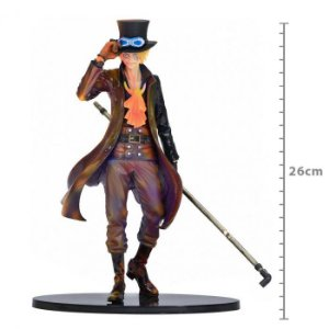 Action Figure: FIGURE ONE PIECE - SABO - COLOR SPECIAL