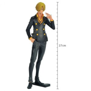 Action Figure: FIGURE ONE PIECE - SANJI - THE GRANDLINE MEN GRANDISTA
