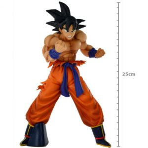 Action Figure: FIGURE DRAGON BALL Z - GOKU - MAXIMATIC