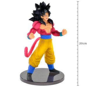 Action Figure: FIGURE DRAGON BALL GT - GOKU SUPER SAYAJIN 4 - BLOOD OF SAIYANS SPECIAL III