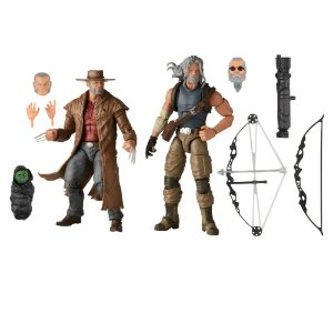 Marvel Legends Series Old Man Logan And Hawkeye - Hasbro