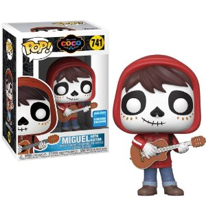 Funko Pop: Coco - Miguel With Guitar  #741 Exclusivo