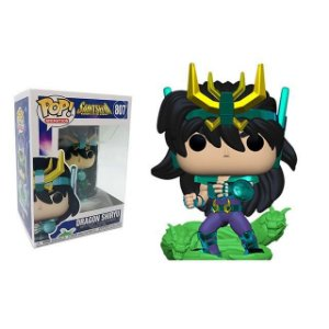 Funko Pop Animation: Saint Seiya - Shiryu Dragon #807