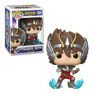 Funko Pop Animation: Saint Seiya - Seiya Pegasus #806