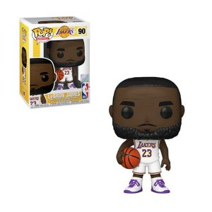 Funko Pop Basketball: Lakers - Lebron James 90