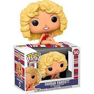 Funko POP! Icons: Farrah Fawcett #50
