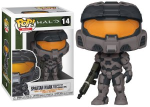 Funko POP! Games: Halo - Spartan Mark VII #14