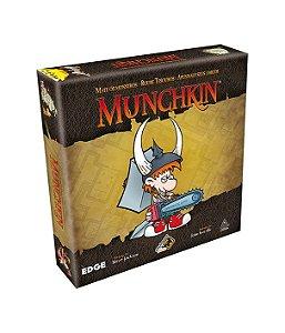 Board Game: Galápagos Jogos - Munchkin
