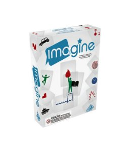 Board Game: Galápagos Jogos - Imagine
