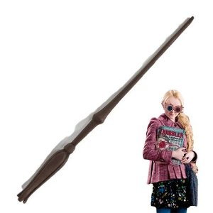 Varinha Harry Potter - Luna Lovegood