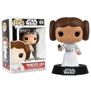 Funko Pop: Star Wars - Princess Leia #04