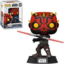 Funko Pop: Star Wars - Darth Maul #410