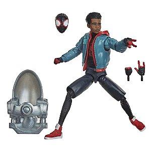 Miles Morales Marvel Legends Series | Spiderverse - Baf Of Stilt-Man