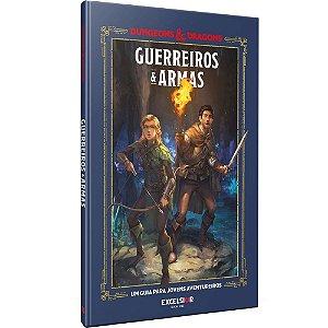 Livro - Dungeons and Dragons: Guerreiros e Armas