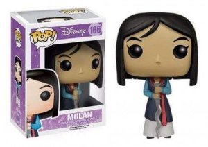 Funko Pop: Disney - Mulan #166