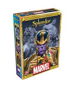 Board Game: Splendor Marvel - Galápagos Jogos