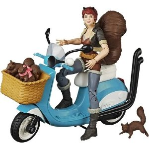 Squirrel Girl Marvel Legends Series