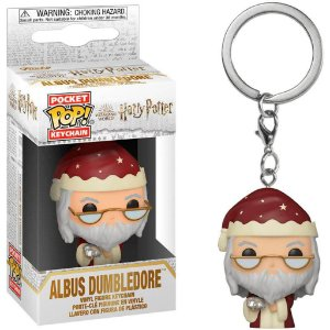 Pocket Pop Keychain: Harry Potter - Albus Dumbledore