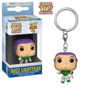 Pocket Pop Keychain: Toy Story 4 - Buzz Lightyear