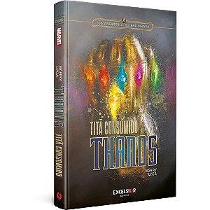 Livro - Thanos Titã Consumido