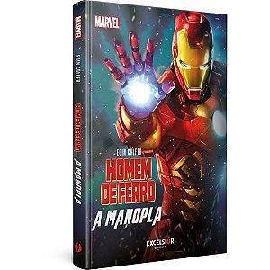 Livro - Homem De Ferro: A Manopla
