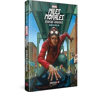 Livro - Miles Morales Homem-Aranha