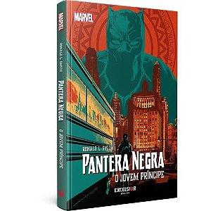 Livro - Pantera Negra: O jovem Principe