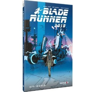 Livro - Blade Runner Off-World 2019