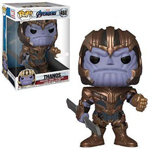 "Funko Pop: Avengers - Thanos #460 10"" Super Sized Pop"