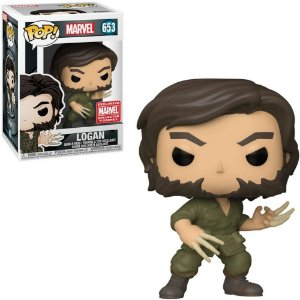 Funko Pop: Marvel - Logan #653