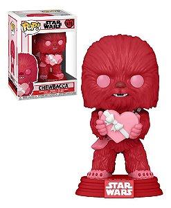 Funko POP!: Star Wars : Valentines Cupid Chewbacca #419