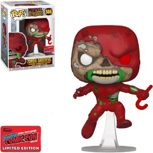Funko Pop - Exclusive Marvel Zombie - Daredevil 666