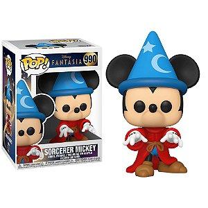 Funko Pop: FANTASIA - Sorcerer Mickey #990
