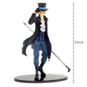 Action Figure: FIGURE ONE PIECE - SABO - S CULTURES BIG