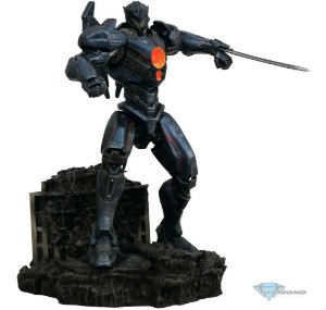 Action Figure: Diamond Gallery Diorama Pacific Rim Gypsy Avenger Jeager